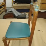 Upholstery Childs Chair - After 2 - 2020.