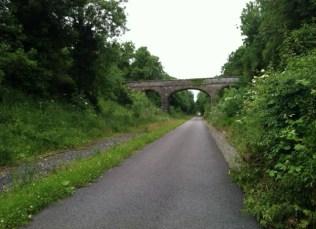 Bridge with double arch