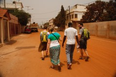 Streets of Lome