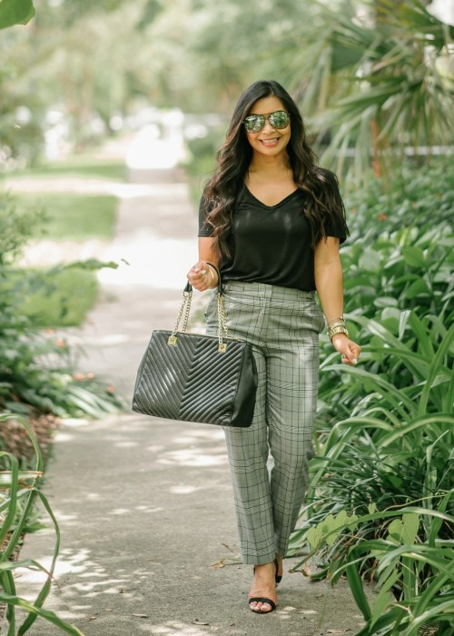 plaid-ankle-pants