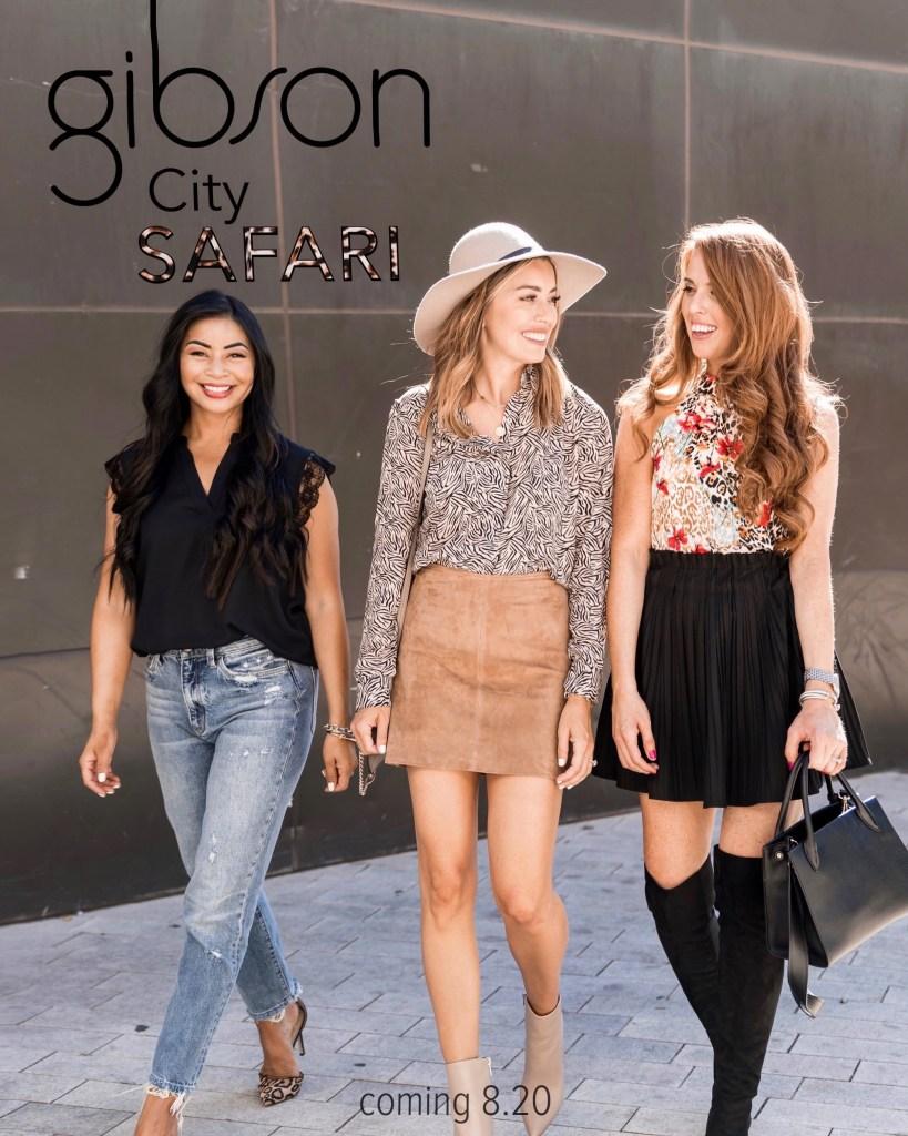 Gibson look city safari