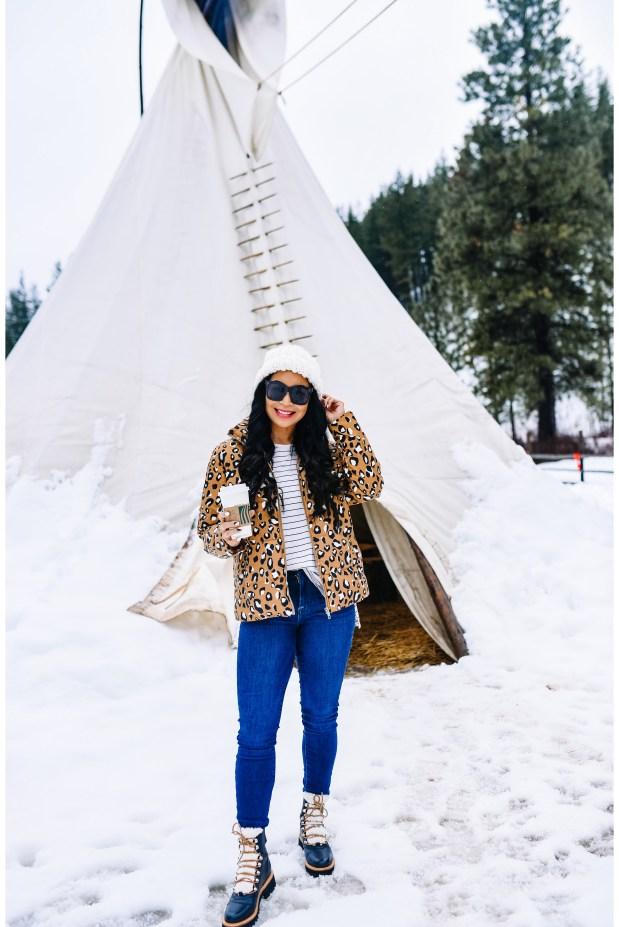 leopard-print-puffer-jacket