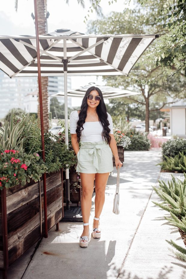 cute linen outfits