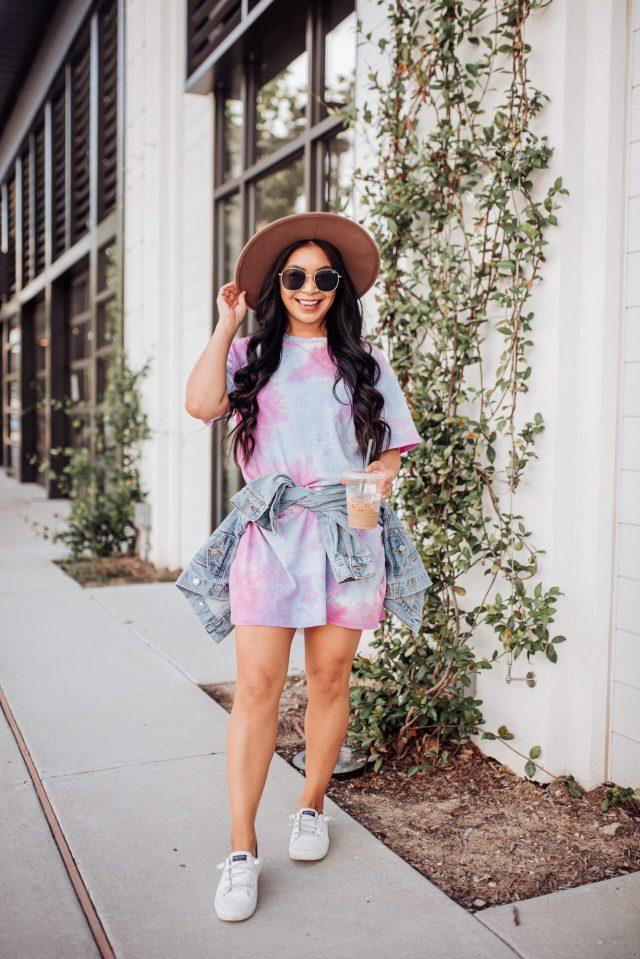 tie dye trends