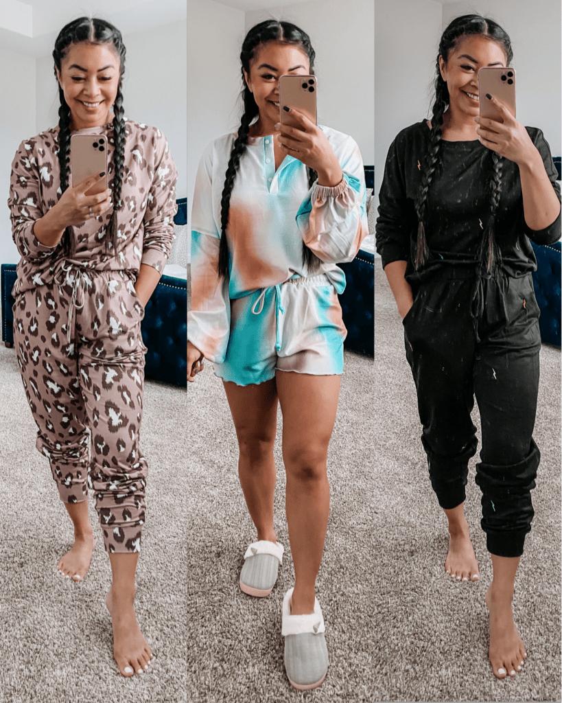 amazon loungewear sets
