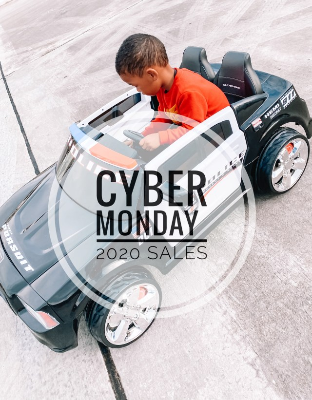 cyber monday 2020 sales