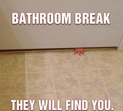 funny bathroom memes