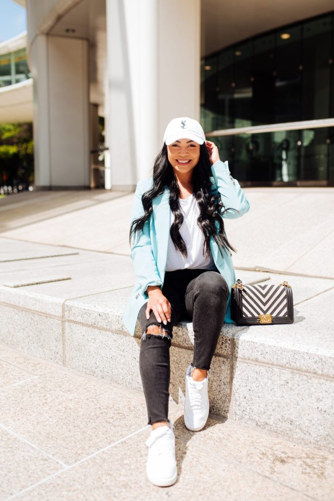 chic mom outfits