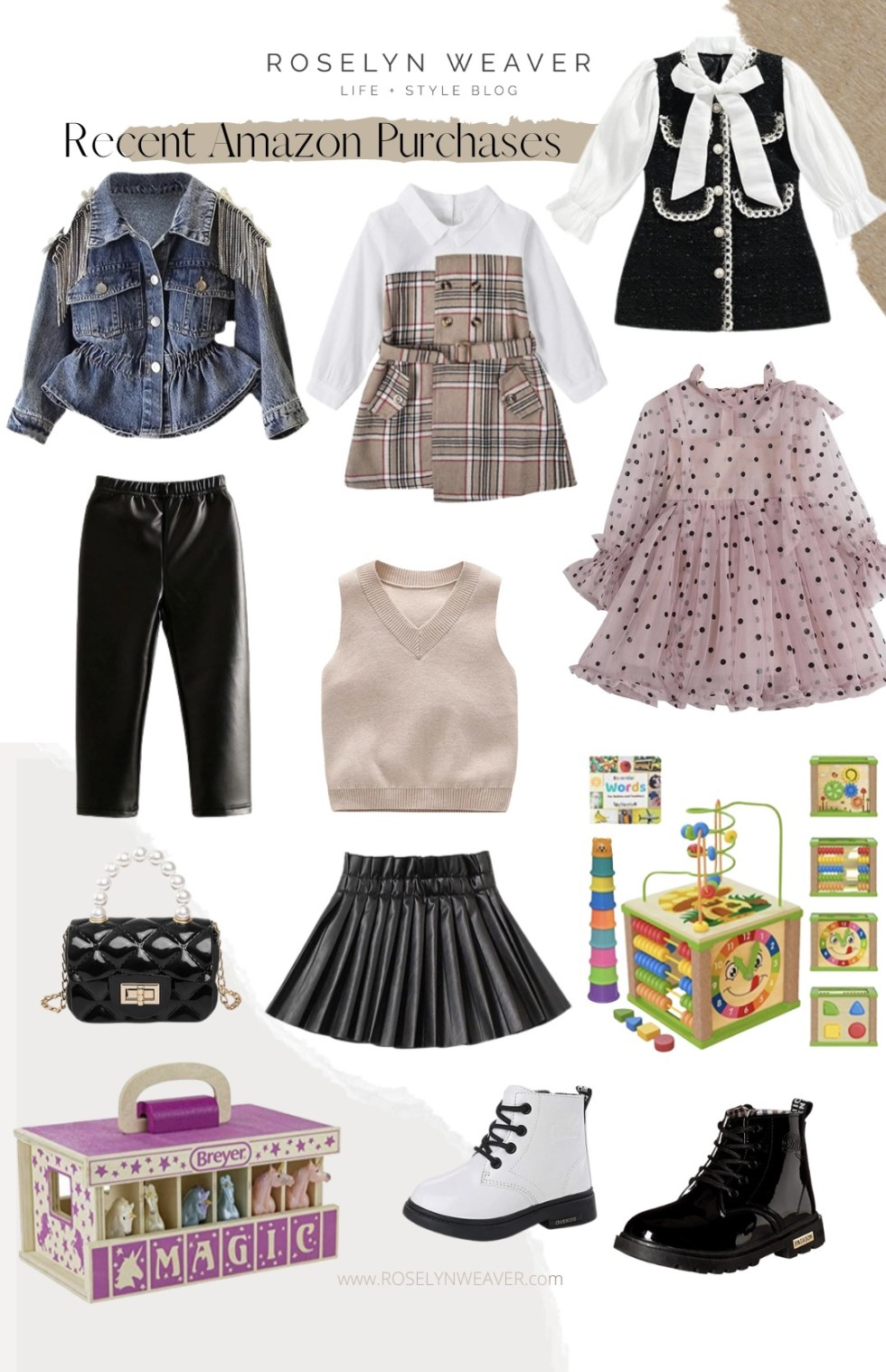girl clothes from amazon