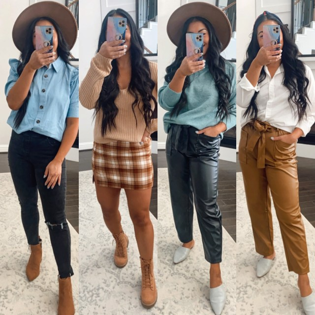 fall outfits from target
