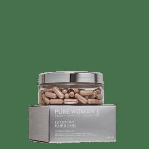 Pure Woman® Huid, Haar & Nagels (90 supplementen voor 3 maanden)