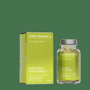 Pure Woman® Mama DHA Omega (60 supplementen)