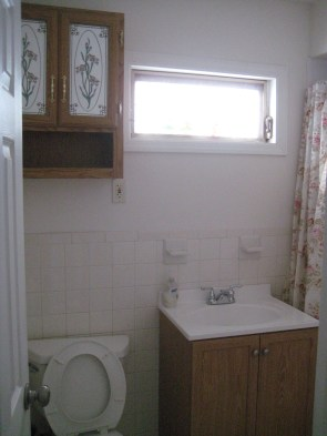 Bathroom with full bath