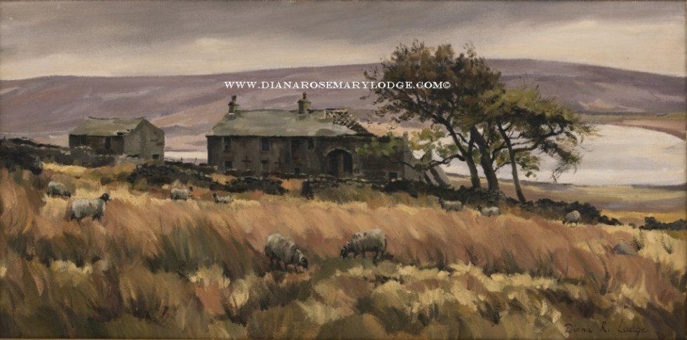 Paintings of The Yorkshire Dales by Diana Rosemary Lodge