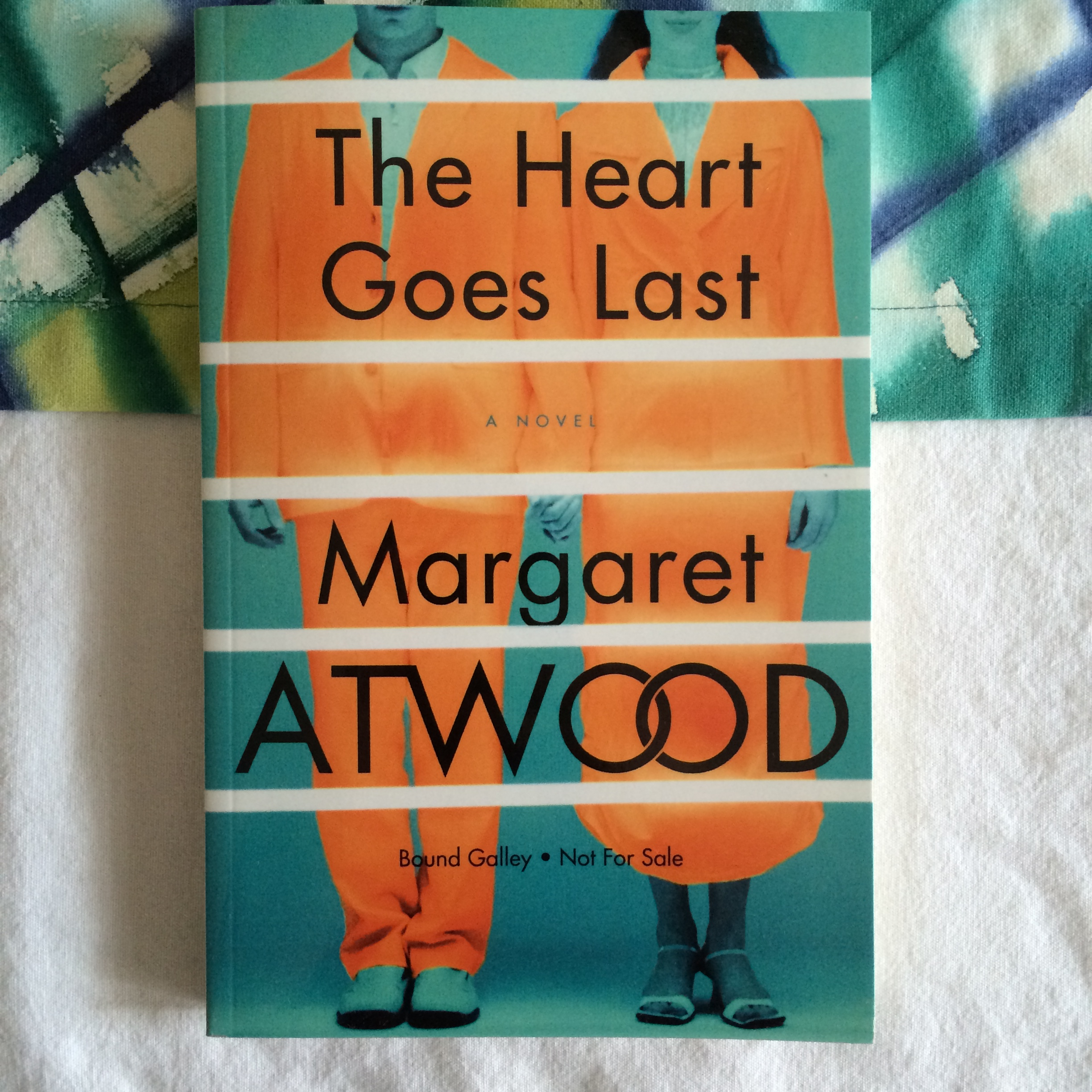 On Margaret Atwood's The Heart Goes Last And Milton Rosemary And