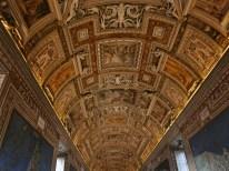Vatican Museum - Hallway Ceiling Detail