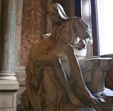 Pinacoteca - La Pietà - Vatican Museum