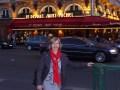 Left Bank Paris at Night