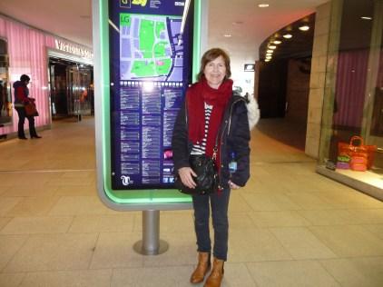 Trinity Leeds - the new shopping precinct so much choice here!