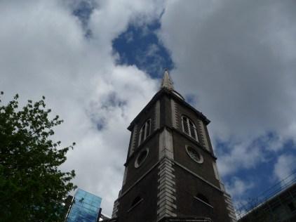 Spire St Botolph's Aldgate