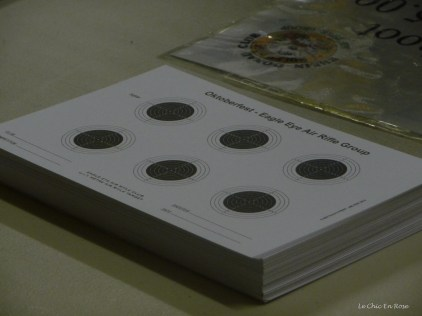 The Schuetzengruppe cards