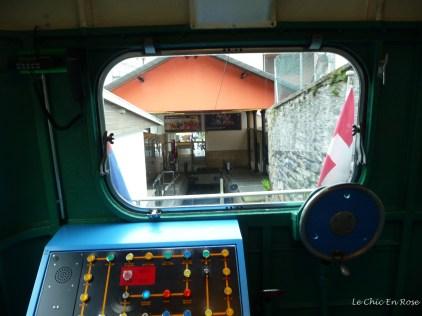 Descending back to Locarno