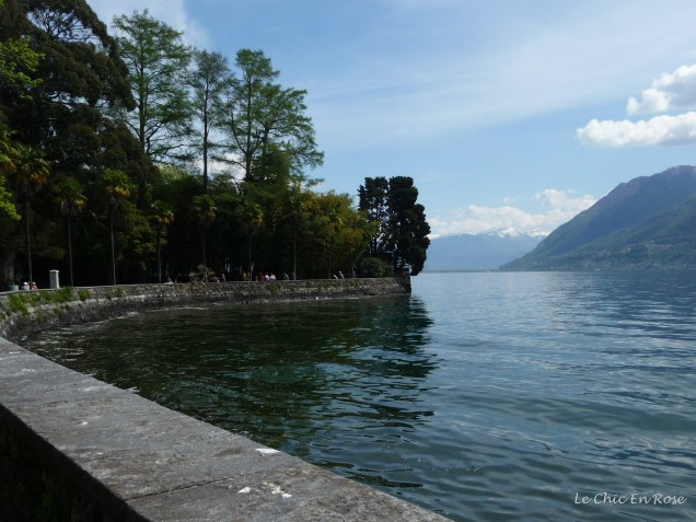 Peace and tranquility Isole di Brissago