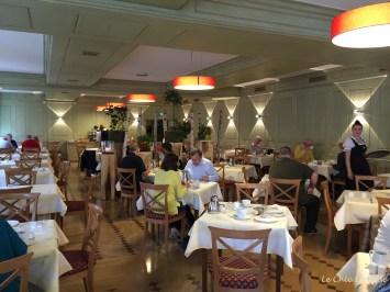 Breakfast Room at the Platzl