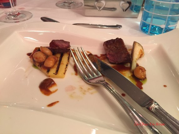 Beef course