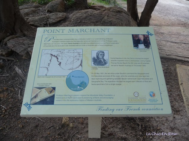 Information about the history of the Bunker Bay area