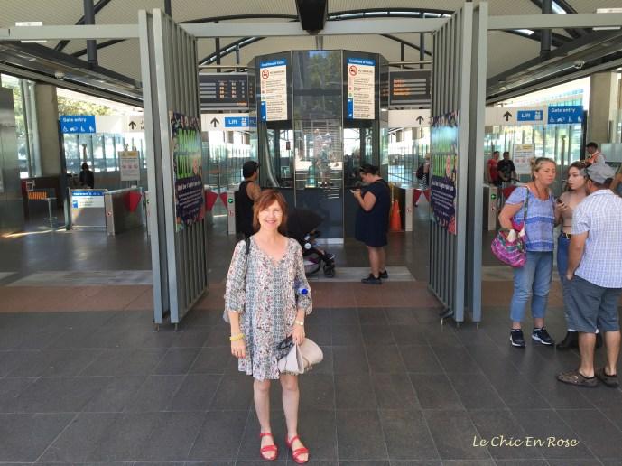 Le Chic En Rose Elizabeth Quay station