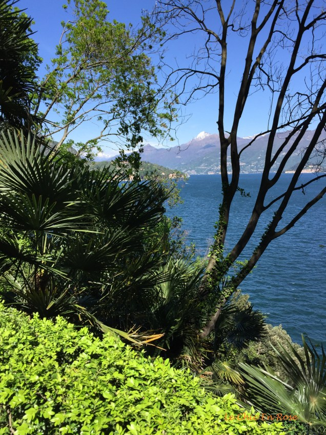 Glimpses Of Lake Como