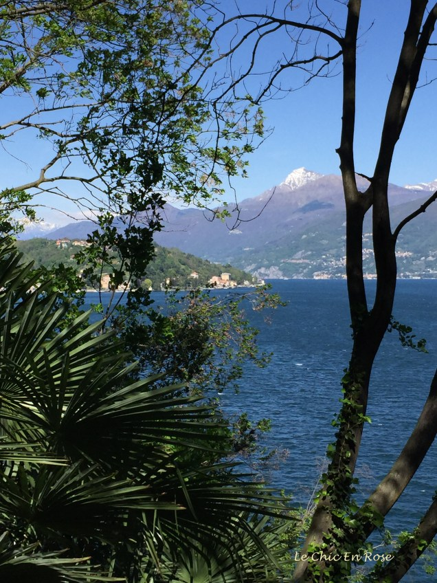 En Route To Villa del Balbianello