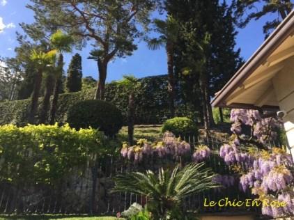Gorgeous terraced gardens