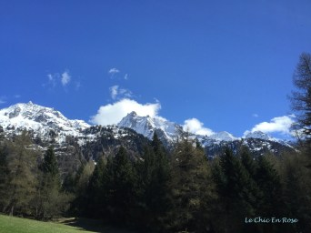 Stunning Scenery Of The Val Bregaglia