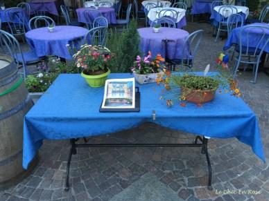 Colourful Table Settings