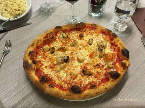 Pizza At il Vecchia