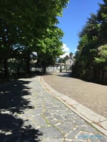 Piona Abbey Entrance