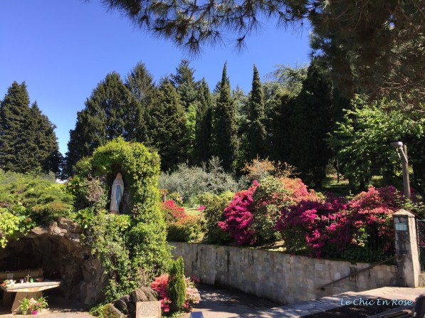 Piona Abbey Grounds
