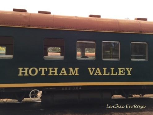 Hotham Valley Tourist Railway