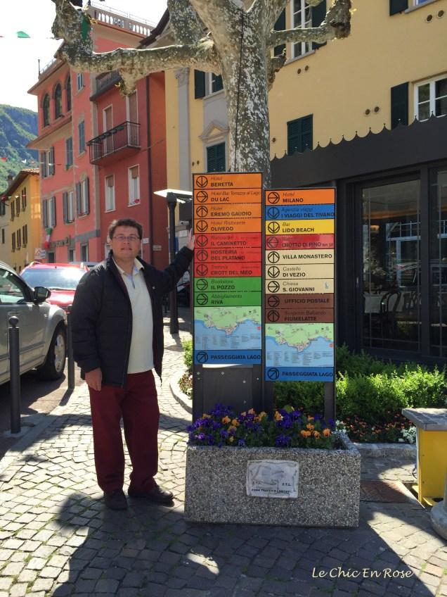 Monsieur In The Main Piazza