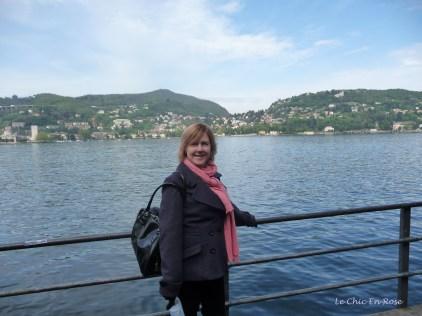 By Lake Como