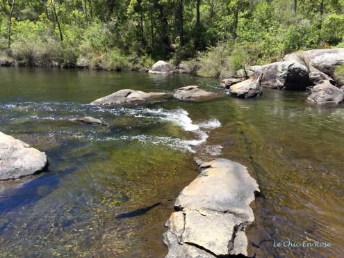 Little Rock - Lennard Drive Scenic Route