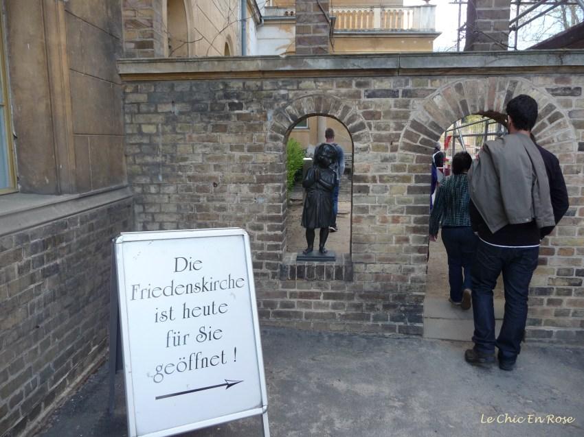 Die Friedenskirche - Peace Church Sanssouci Park