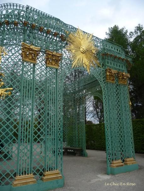 Sun Pavilion - Sanssouci