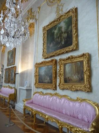 Sanssouci - Start Of The Tour
