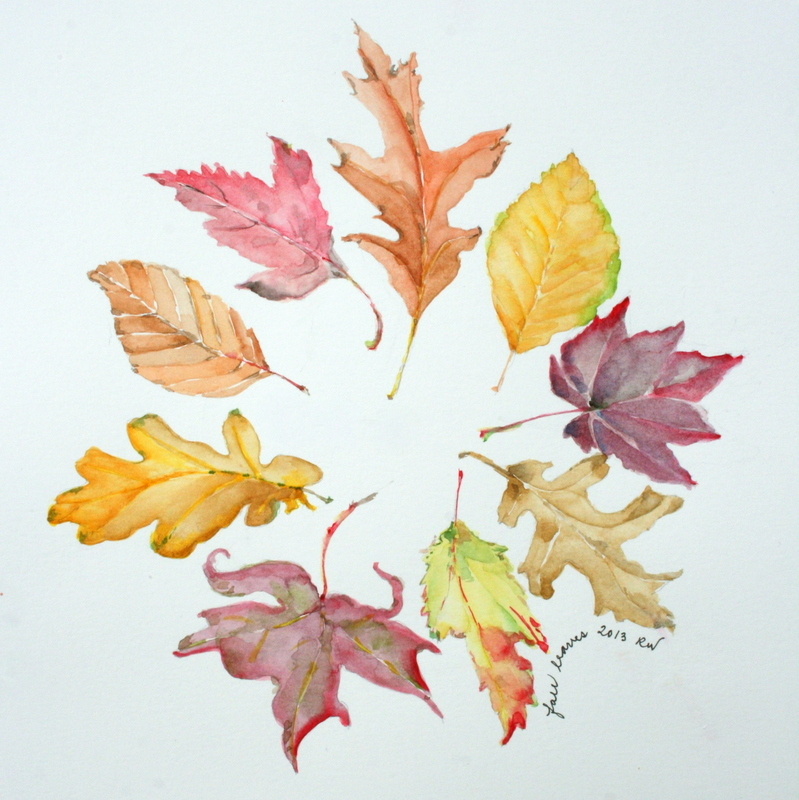 Maple Leaf Wallpaper For Fall Season Autumn Rosemary S Blog