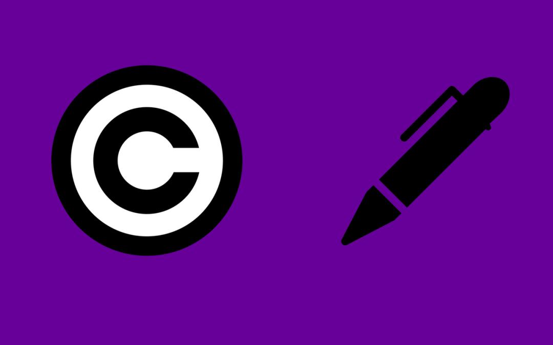 It's copyWRITER. Not copyrighter – what's a copywriter?