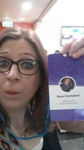 Rose-Crompton-WordCamp-Brisbane-lanyard