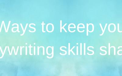 3 Ways to keep your copywriting skills sharp
